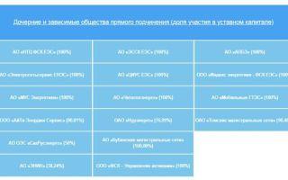 Стоимость акций энергетических компаний России — каталог и цены