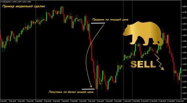 Быки и медведи на бирже - кто это? Как работают и чем отличаются