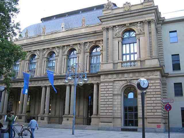 Франкфуртская фондовая биржа | Голубые фишки börse frankfurt