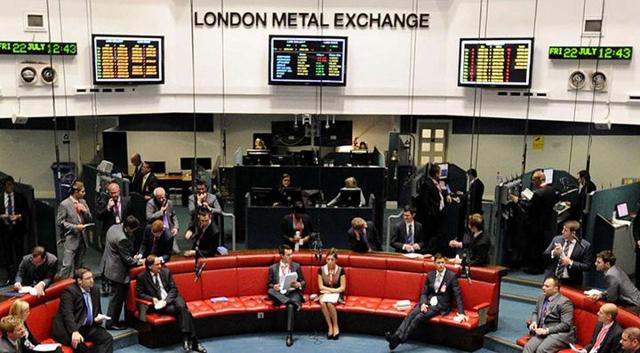 Цена на свинец на Лондонской бирже сегодня - онлайн график
