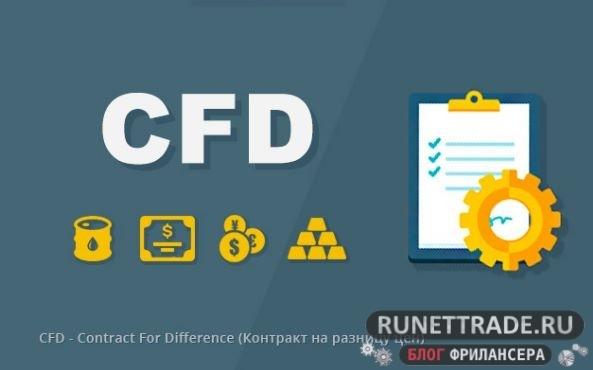 cfd на Форекс - что это, пример, плюсы и минусы