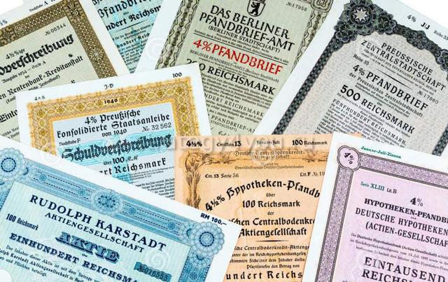 Производные ценные бумаги - что это, виды, роль в экономике