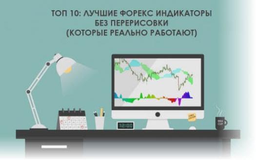 ТОП 10 лучших трендовых индикаторов Форекс