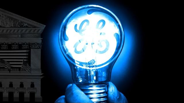 Стоимость акций general electric (ge) | Онлайн график и аналитика