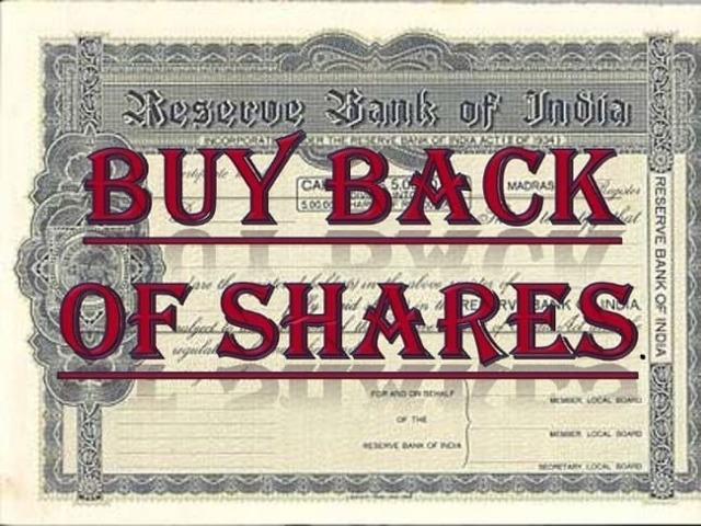 Обратный выкуп акций - что это такое? Объясняю простым языком
